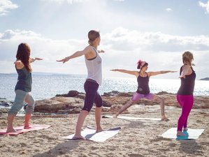 7 Days Active Detox and Yoga Retreat in Lanzarote, Spain