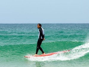 8 Day Magical Surf Camp in Lourina, Lisbon Area