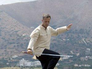8 Days Tai Chi Broadsword Training in Southern Crete, Greece