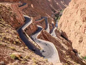 9 Day Guided Luxurious Heritage Motorcycle Tour in Morocco