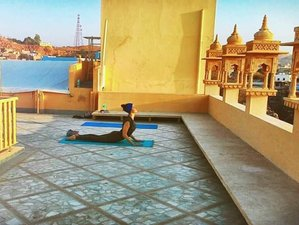 14 Days Golden Triangle Yoga Tour in India
