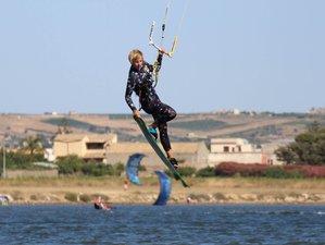 7 Tage Abenteuer Kitecamp auf Sizilien, Italien