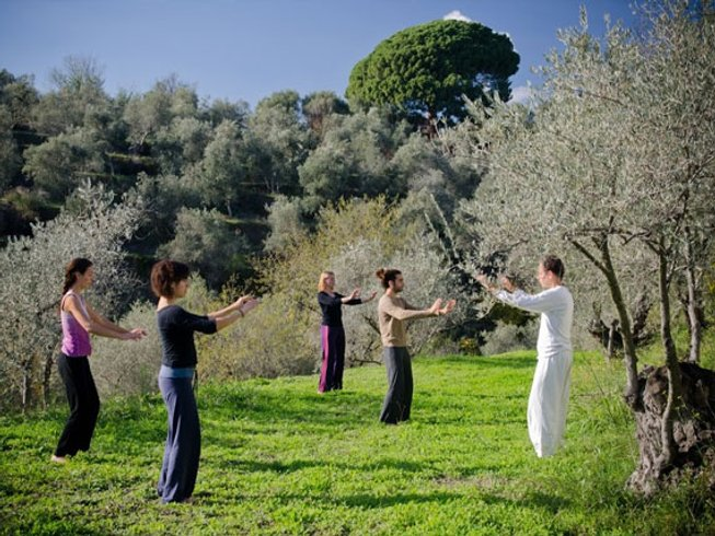 6 Days Yoga and Expressive Dance Retreat in Spain