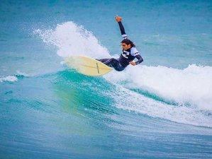 5 Days Basic Surf Camp in Azeitao, Setubal, Portugal