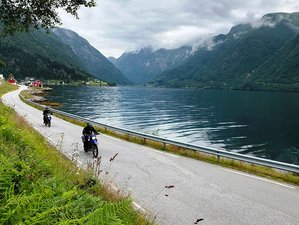 8 Days Adventure Norway Guided Motorcycle Tour