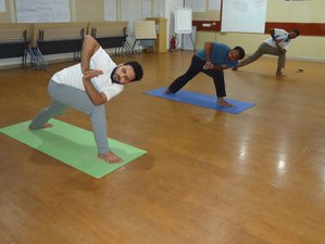 30 Days 200-Hour Yoga Teacher Training Course in Bangalore, India