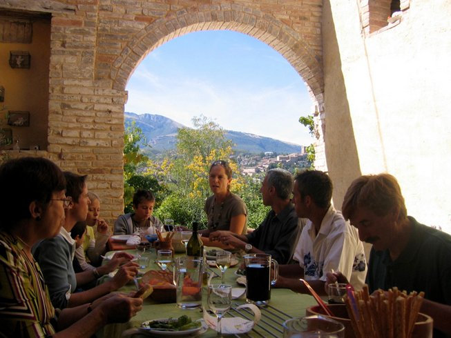 8 Days Cooking Holidays in Italy