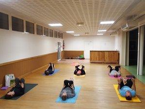 5 jours en stage de yoga, méditation et cours de cuisine menus de fêtes en Charente, France