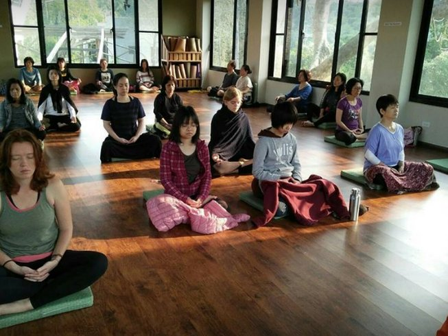 5 Days Yoga Detox & Juice Cleanse in Taiwan