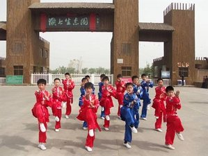1 Month of Fohan, Shaolin, or Taijiquan in Henan, China