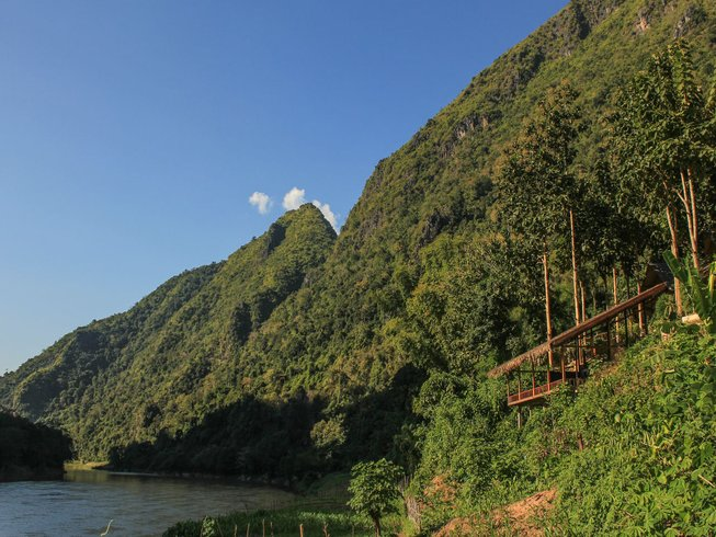 6 Days Meditation and Yoga Retreat in Luang Prabang, Laos