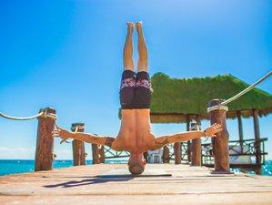 44 Tage 300-Stunden Vinyasa Yogalehrer Ausbildung für Fortgeschrittene in Tulum