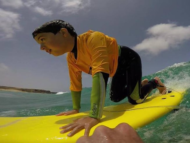 7 Days Surf Camp in Fuerteventura, Spain