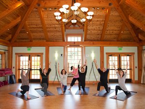 4 Day Weekends of Self-Care Yoga Retreat in Cazadero, California