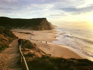 6 Tage Soul Flow Yoga Retreat mit Optionalen Surfkursen in der Nähe Lissabons, Portugal
