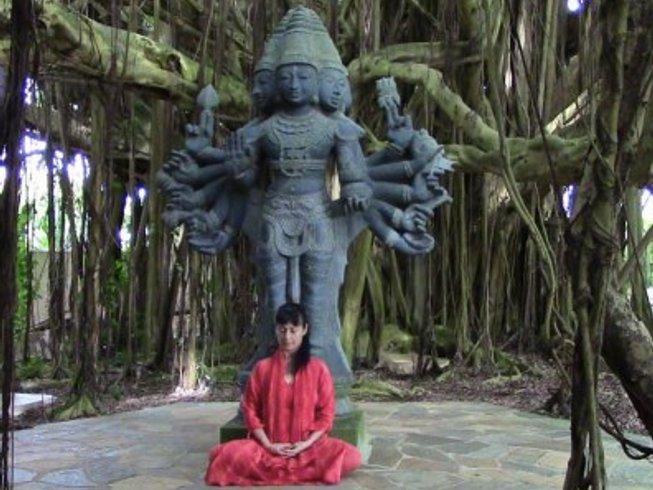 7 Days Meditation Retreat in Hawaii