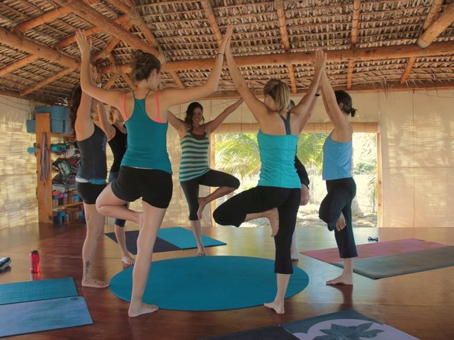 11 Days Life Coach and Yoga Teacher Training in Mexico