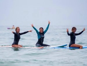 8-Daagse Surf en Yoga Retraite in Marokko