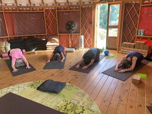 4 Day Gather in Beauty 3rd Annual Pilates and Wellness Retreat in Boonville, California