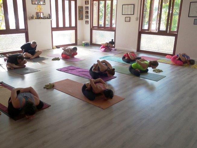 15 días retiro de yoga anti-envejecimiento en Phuket, Tailandia