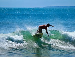 6 Day Beginner Surf Camp for Two in Yeh Kuning, Bali