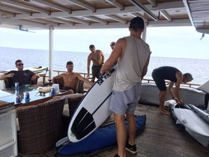 8 Days Boat Cruise and Surf Camp in Male Atoll, Maldives