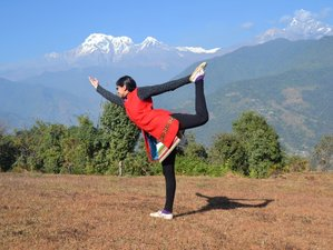 18 Days Meditation and Yoga Retreat in Nepal