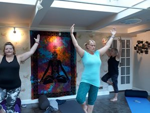 New Year, New Start Yoga Holiday in Eden Valley