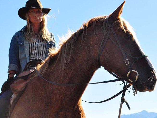 6 Tage Pferdereiten und Yoga Retreat in British Kolumbien, Kanada