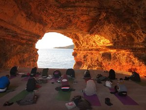 7 Days 60-Hour Yin Yoga with 5 Elements,Meridian & Fascia Therapy Teacher Training in Ibiza, Spain