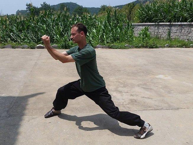 11 Months Chinese Language & Kung Fu Training in China
