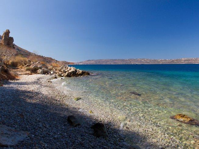 7 jours en stage de yoga de bien-être en Crète, Grèce