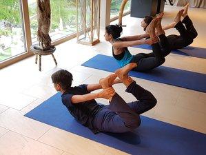 8 Tage Yoga im Luxus Hotel, Wandern im Sommer, 2000m² Wellness, in Vorarlberg, Österreich
