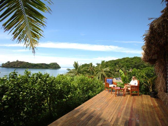 7 Days Breathtaking Fiji Surf Camp