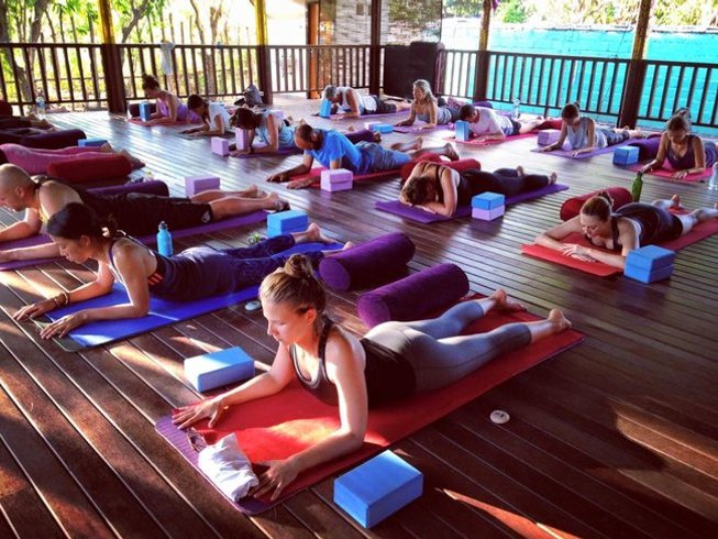 "6 Days New Year ""Fabulous You"" Yoga Retreat in Bali"