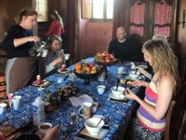 7 Tage Verjüngender Yoga Retreat in der Toskana, Italien
