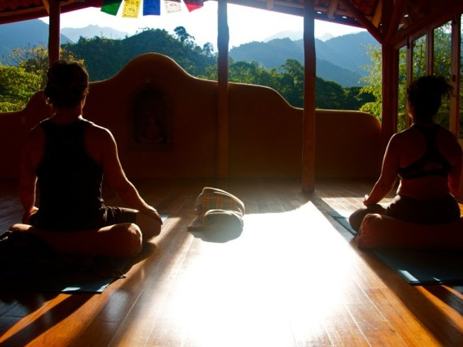 11 Days Yoga Adventure Retreat in Costa Rica