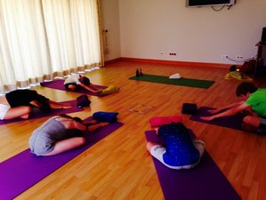 7 Days Creative Expression Yoga Retreat in Portugal