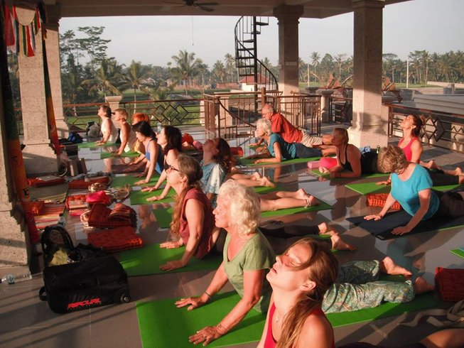4 Days Relaxing Wellness Yoga and Spa Retreat in Bali, Indonesia