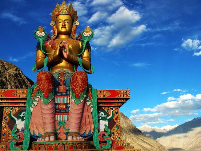 11 Days Adventure Yoga Retreat in Ladakh, India