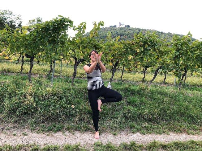 8 días de senderismo, campamento y yoga Hatha en Hvar, Croacia