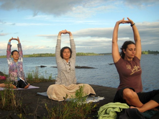 9 Days Personal Yoga Retreat in Maine, USA