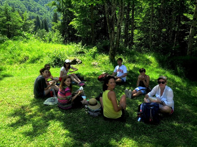8 Days Hiking and Yoga Retreat in France