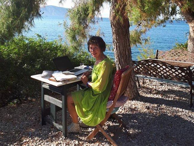 8-Daagse Yoga en Schrijf Retraite in Griekenland