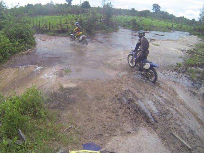 5 Days Off-Road Cambodia Motorbike Tour