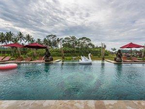 5 Day Nourishing Yoga Holiday in Tegalalang, Bali