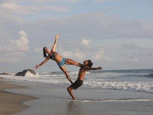 7 Day Refreshing Raw Food Yoga, and Qigong Retreat in Uvita