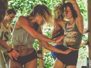 8 Day Jungle Dance Retreat: Primal Movement to Move from Limitation to Liberation in Siargao Island