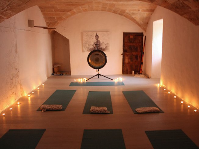 7 Days Mayan Serpent Yoga Retreat in Mallorca, Spain