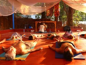 7 Tage Meditation und Yoga Retreat in Gokarna